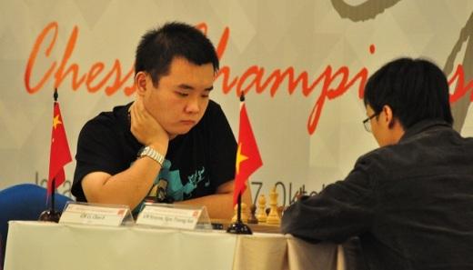 Li Chao - Nguyen Ngoc Truong Son