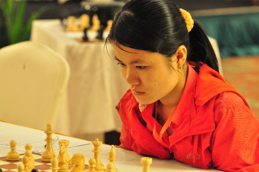 WGM Pham Le Thao Nguyen, Best Women IOCC 2012