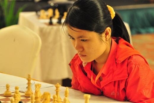 WGM Pham Le Thao Nguyen, Best Women IOCC 2012